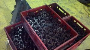 Производство пружин 2