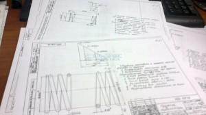 Изготовление чертежа